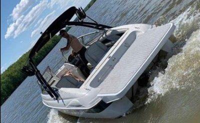 Plateforme de bateaux
